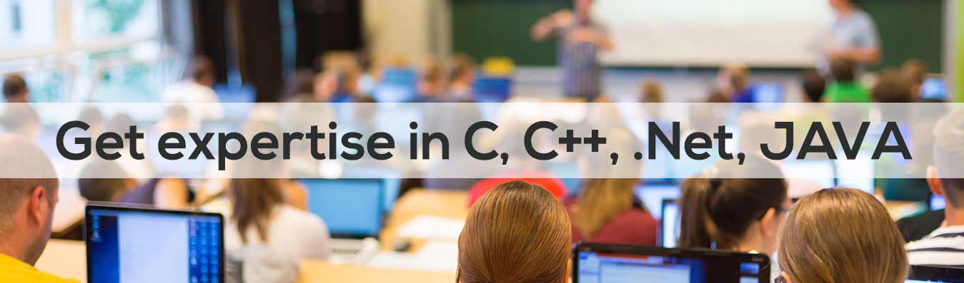 .Net-C-C++-Java-Training-Gradient Infotech